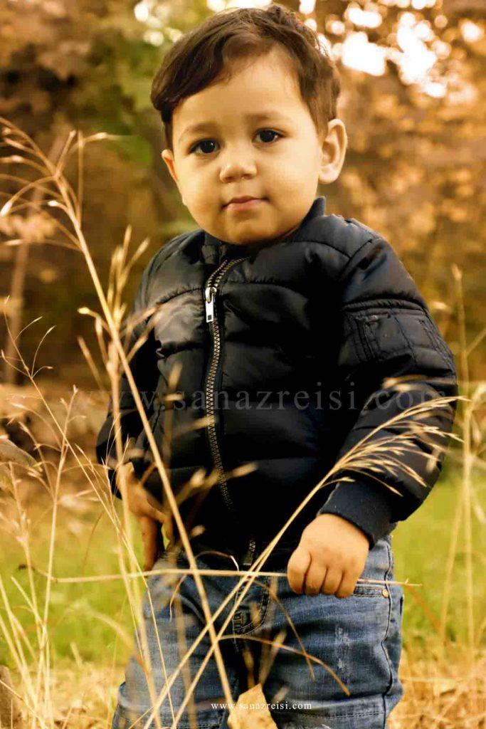 عکاسی کودک و نوزاد کلیپ تولد