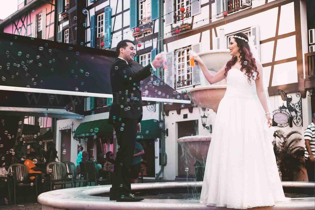 عکاسی عروس کانادا