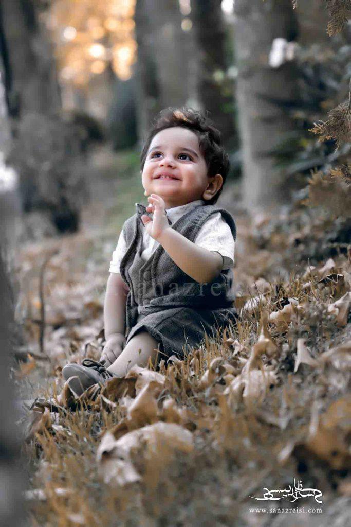 عکاسی کودک نوزاد