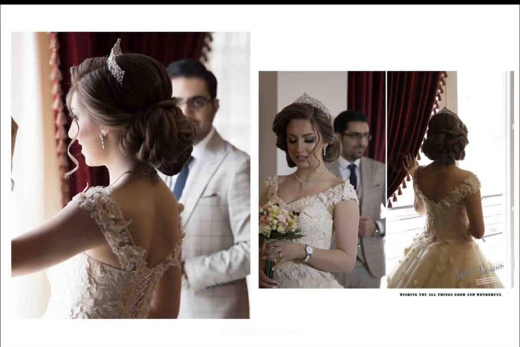 ژست عکاسی عروسی
